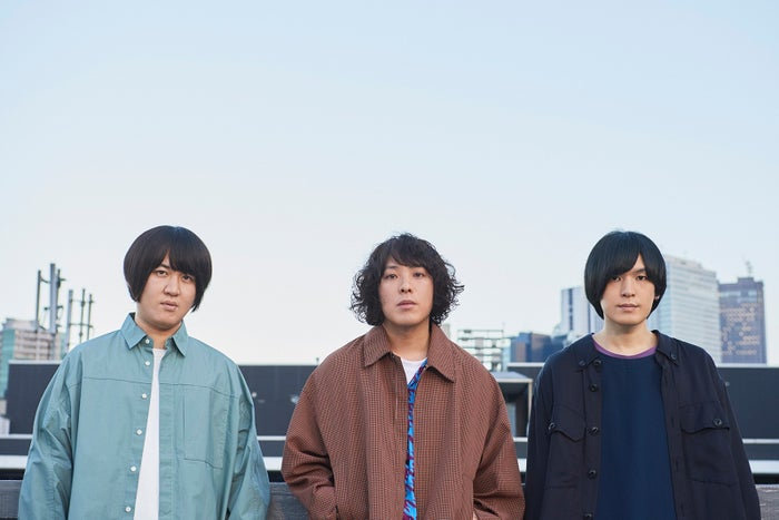 KANA-BOON/左から:小泉貴裕、谷口鮪、古賀隼斗(提供写真)