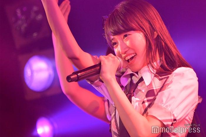 黒須遥香/AKB48柏木由紀「アイドル修業中」公演(C)モデルプレス