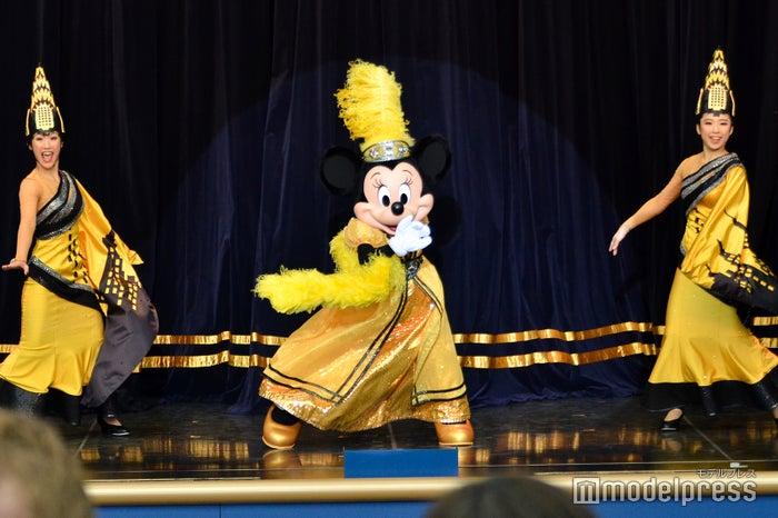 メドレー(ミッキーのドリームカンパニー)/「イッツ・ベリー・ミニー!」(C)モデルプレス(C)Disney