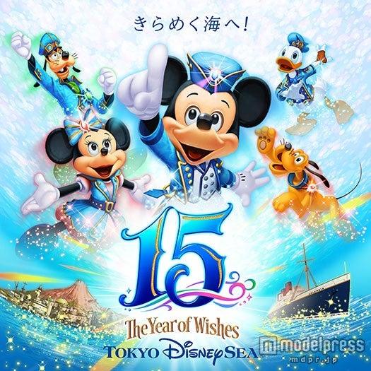 ディズニーシー15周年イベント開催、「ビッグバンドビート」リニューアル&新ショースタート(C)Disney【モデルプレス】