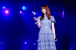 加藤史帆/9日公演 (提供写真)