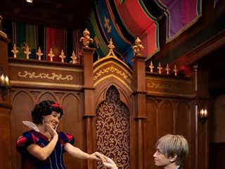 Sexy Zone中島健人、白雪姫に王子様対応<Disney イッツ・ア・クイズワールド>