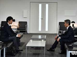 阿部寛vs吉川晃司、早くも直接対決 日曜劇場『下町ロケット』第2話