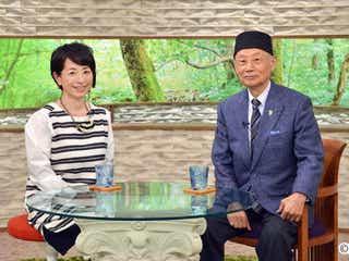 ノーベル賞・大村智さん『サワコの朝』で授賞式後初のトーク番組出演