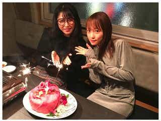 川栄李奈、AKB48横山由依と「カップルみたいなことしちゃって…」バースデーエピソードに反響