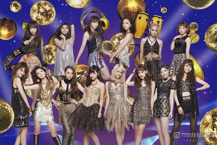 「第66回 NHK紅白歌合戦」に出場したE-girls