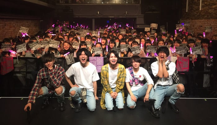 XOX「&KISS party vol.15 ~第1章Last Day~」より(提供写真)