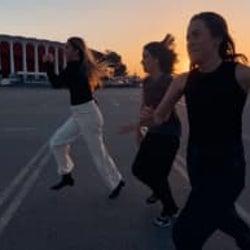 ハイム、3姉妹の全力疾走が爽快なMV公開