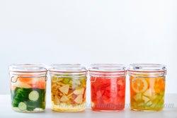 砂糖不使用!ビンと水があればできる発酵ジュースの作り方