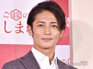 玉木宏、結婚後初の公の場で祝福に笑顔 子どもの予定は?