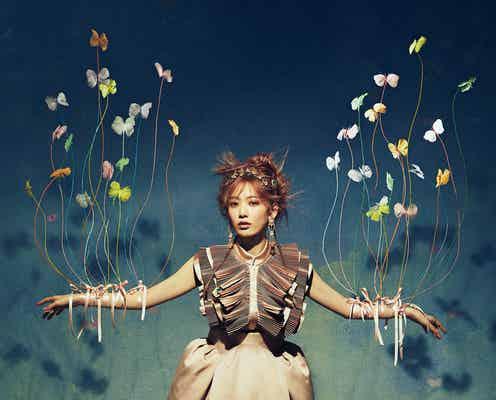 宮脇咲良、HKT48卒コンドレスに込められた思いとは「装苑」初登場