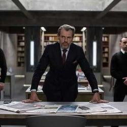 海ドラでお馴染み俳優が集結!『9人の翻訳家 囚われたベストセラー』