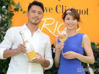畑野ひろ子、念願の夫婦初共演「光栄」「家で見る姿と違う」