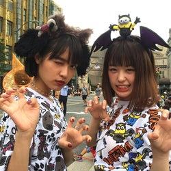 松本愛&やのあんながUSJで絶叫!期間限定のイベントへ<Kawaii JAPAN-da!!>