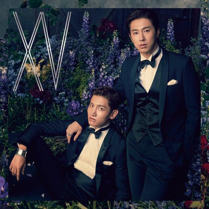 東方神起FULL ALBUM「XV」(2019年10月16日発売)GIFT盤:ジャケットA
