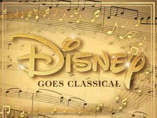 ディズニーミュージック×DECCA RECORDSがコラボ、『ディズニー・ゴーズ・クラシカル』発売