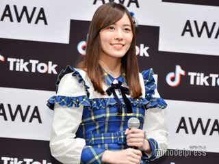 SKE48松井珠理奈「10年出してこなかった」素顔披露を予告