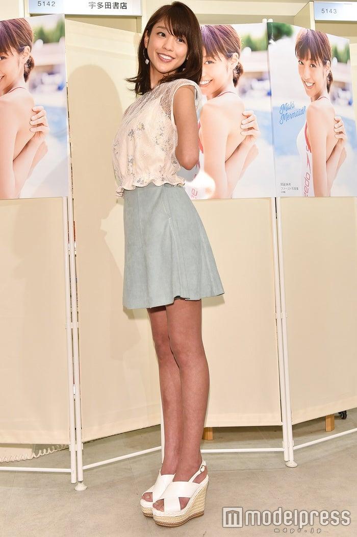 岡副麻希 (C)モデルプレス
