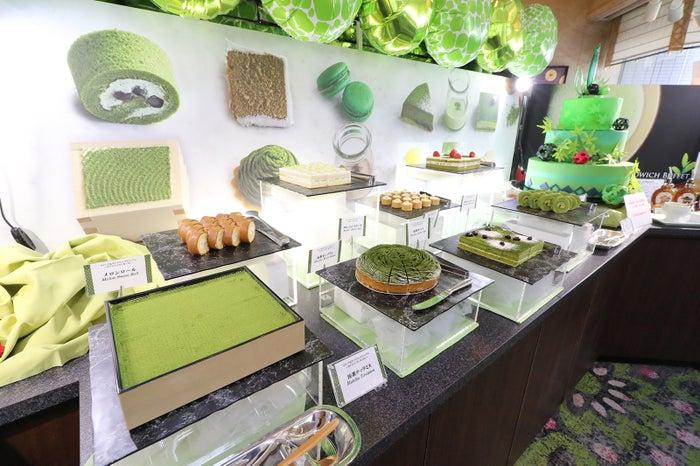 スイーツ&サンドウィッチビュッフェ~ホテルでCHA茶CHA~/画像提供:ニュー・オータニ