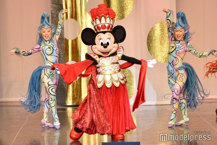 メドレー(レジェンド・オブ・ミシカ)メドレー/「イッツ・ベリー・ミニー!」(C)モデルプレス(C)Disney