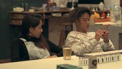 まや、海斗「TERRACE HOUSE OPENING NEW DOORS」40th WEEK(C)フジテレビ/イースト・エンタテインメント