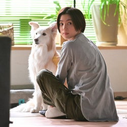 中村アン「着飾る恋には理由があって」第3話より(C)TBS