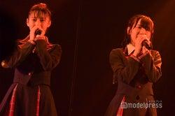 「だけど…」鈴木くるみ、田口愛佳/AKB48柏木由紀「アイドル修業中」公演(C)モデルプレス