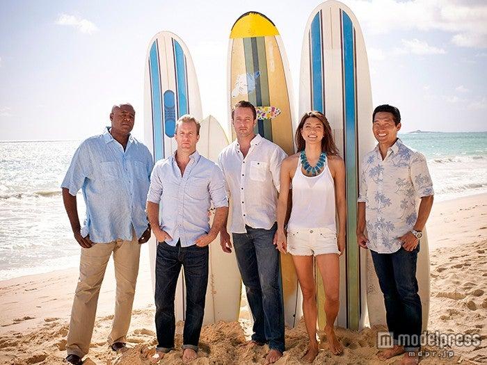 「HAWAII FIVE-0」シーズン5(C)2015 CBS Studios Inc.
