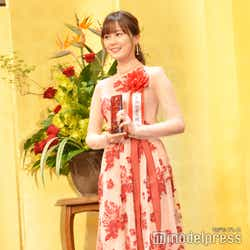 「第44回菊田一夫演劇賞」授賞式に出席した生田絵梨花(C)モデルプレス