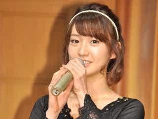 AKB48大島優子、「似てます?」 剛力彩芽との2ショット公開
