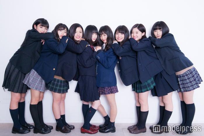「女子高生ミスコン 2017-2018」ファイナリスト (C)モデルプレス