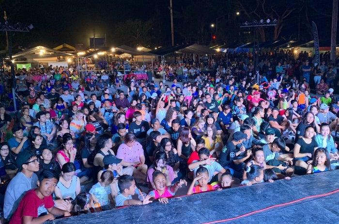 #MYMARIANAS パラダイスフェスティバルコンサート(提供写真)