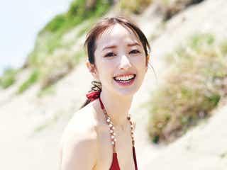 元「ZIP!」リポーター團遥香、美ボディ全開ビキニ姿で魅了