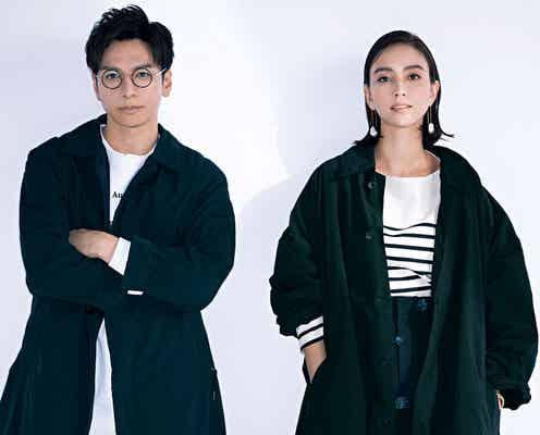 滝沢カレン、生田斗真は「中学生の時から憧れの存在」ファッション共演で魅せる