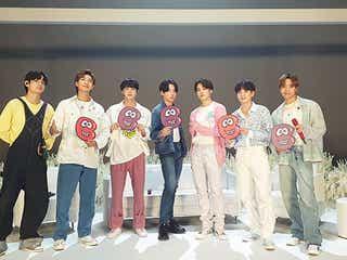 BTS『バズリズム02』に3年ぶり歌唱出演!坂口健太郎のVTRコメントも