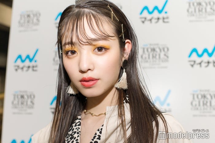 モデルプレスのインタビューに応じた横田真悠(C)モデルプレス