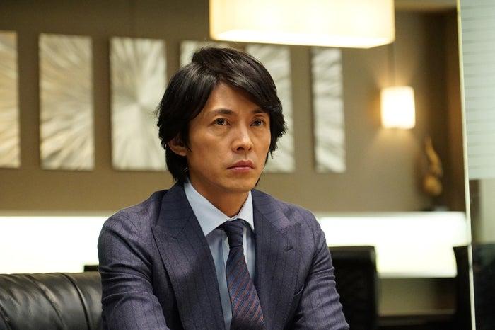 藤木直人/「嘘の戦争」第3話より(画像提供:関西テレビ)