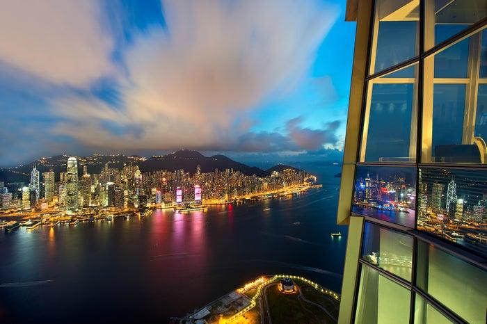 スカイ100香港展望台/画像提供:香港政府観光局