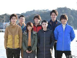 有村架純、山崎賢人らがLINEの生放送に登場『永遠のぼくら』OA直前企画