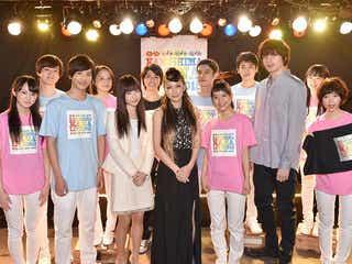話題のドラマ『表参道高校合唱部!』で中島美嘉がドラマオリジナルソングを発表!&5年ぶりにゲスト出演