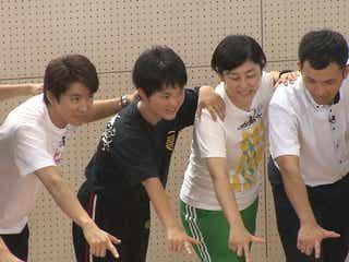 村上信五&s**t kingz「FNS27時間テレビ」でダンス部強豪校をサプライズ訪問