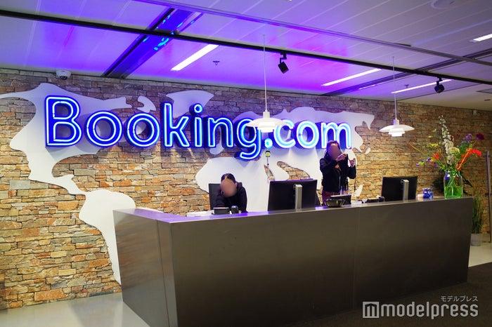 Bookng.com本社屋受付(C)モデルプレス
