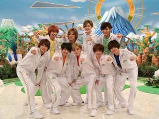 Hey! Say! JUMP「いただきハイジャンプ」放送枠変更 体を張ったチャレンジへ