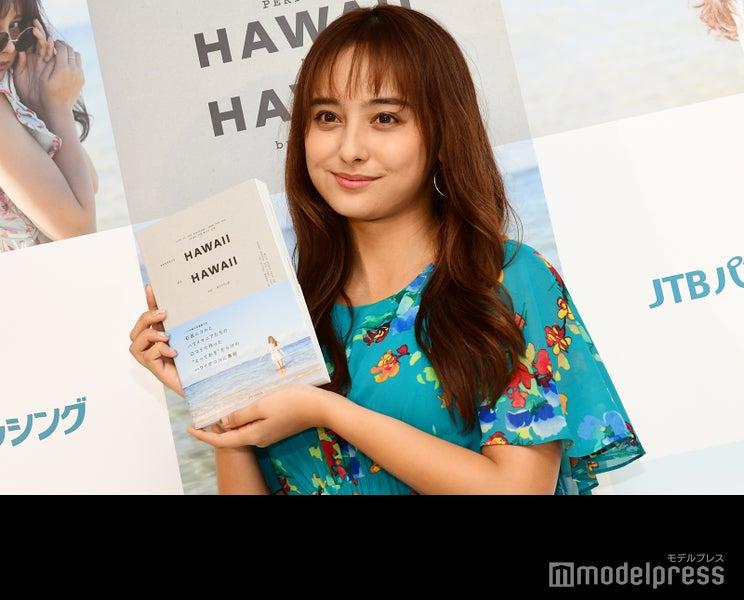 石田ニコル、ハワイの魅力を語る