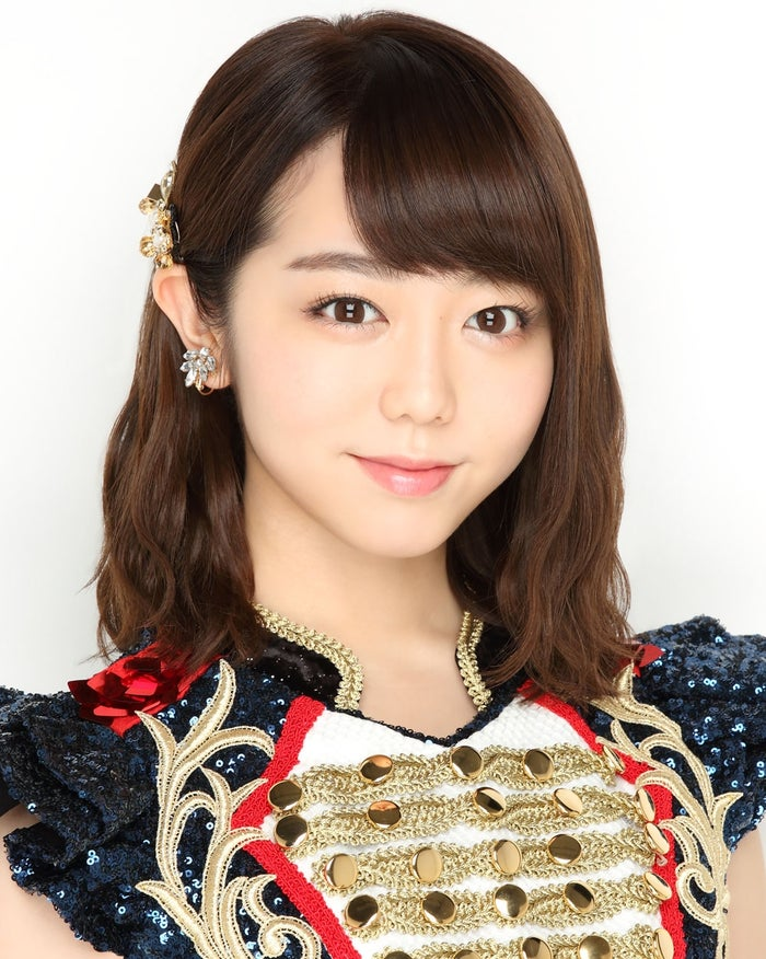 17位:峯岸 みなみ(AKB48)/(C)AKS
