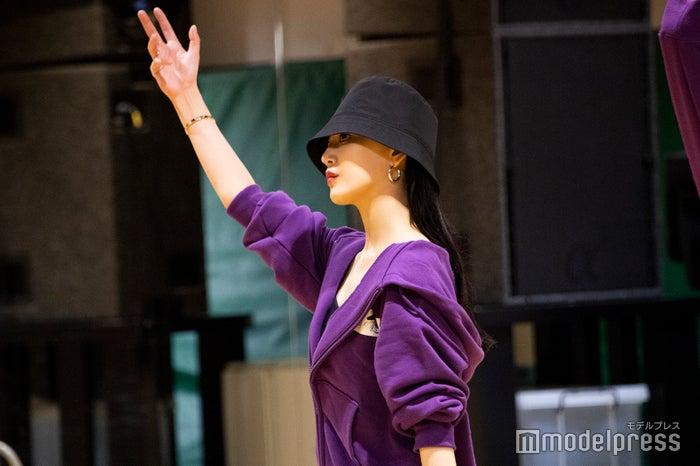 藤井夏恋/「E-girls PERFECT LIVE 2011→2020」リハーサルの様子(C)モデルプレス