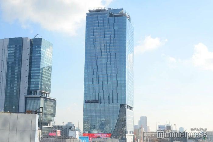 渋谷スクランブルスクエア (C)モデルプレス