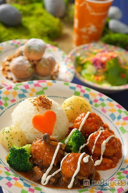 「グランマ・サラのキッチン」(C)Disney