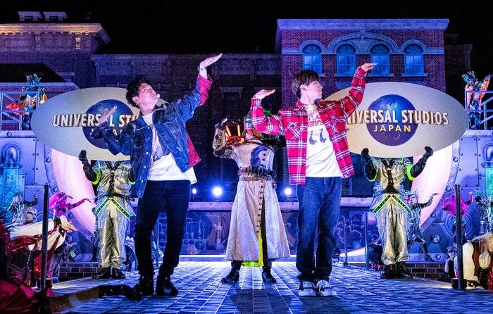 「ゾンビ・デ・ダンス」のスペシャルイベント/画像提供:ユニバーサル・スタジオ・ジャパン