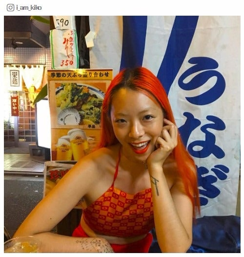 水原希子Instagramより
